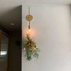 Green Flowers, Candle Sconces, Entrance, Wall Lights, Candles, Photo And Video, Lighting, Room, Instagram