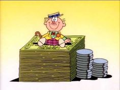 Schoolhouse Rock: Money - Tax Man Max Music Video