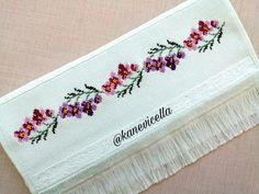 Beaded Cross Stitch, Cross Stitch Borders, Cross Stitch Rose, Cross Stitch Flowers, Cross Stitching, Cross Stitch Embroidery, Hand Embroidery, Cross Stitch Patterns, Hardanger Embroidery