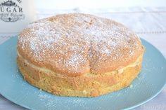Ricetta per preparare la torta paradiso morbidissima con crema al latte. Come fare la torta paradiso passo passo con spiegazione e foto