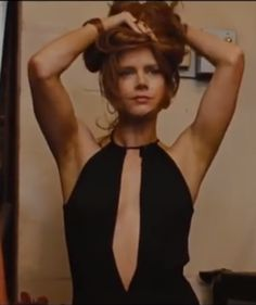 If I ever color my hair, Amy Adams in American Hustle hair color will be the shade I shoot for