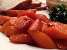 Balsamic Carrots #paleo #whole30 #recipe