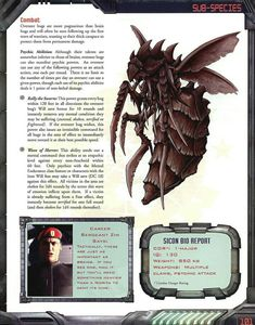 Starship Troopers, Carapace, One Wave, True Nature, Bugs, Beetles, Insects