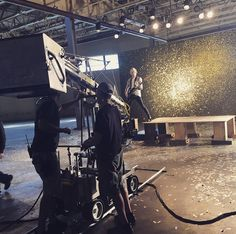 Riker's promo shoot. :D