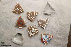Itsetehty joululahja - Vinkkejä pyykkietikasta saippuaan ja kynttilöihin Sugar, Cookies, Desserts, Food, Biscuits, Meal, Deserts, Essen, Hoods