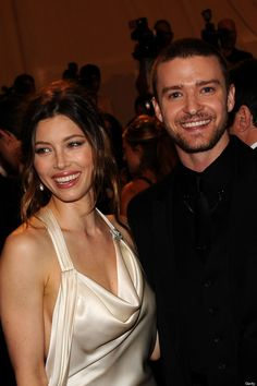 Celebrity Couples: The future Mr. & Mrs. Timberlake!