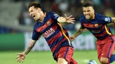 SMART GOLD: Barcelona and Lionel Messi agree contract extensio...