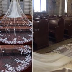 #laviamor specializes in customizing the bridal veils. Follow @laviamordesign for more ideas! ❤ #weddingphotography #luxurywedding #weddinggown #wedding #weddingdress #bridalgown #dreambride #weddinginspiration #weddingideas #wedding #bride #weddingveil #weddingveils #bridalveil #bridalveils #bridalfashion #bridalideas #bridestyle #weddingdresses #bridalideas #veilguide Spaghetti Strap Wedding Dress, Wedding Dresses With Straps, Pakistani Wedding Dresses, Luxury Wedding Dress, Classic Wedding Dress, Country Wedding Dresses, Lace Mermaid Wedding Dress, Wedding Dresses Plus Size, Princess Wedding Dresses