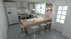 Modern Kitchen Design. Schuller German Kitchen In Finca. #germankitchens  #kitchendesign Photo Gallery