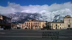 sulmona, abbruzzo, italy.  One of my fave places