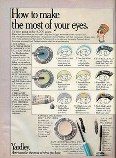 Make the most of your eyes