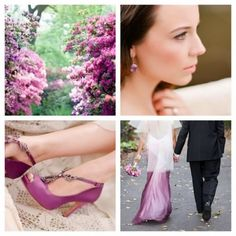 radiant orchid color | Radiant Orchid – Hot Wedding Color for 2014