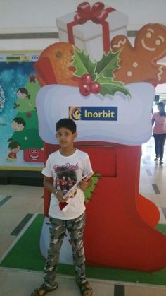 Aarav's wonderful deed of gifting the right to education to the kids #InorbitMakesMeSmile