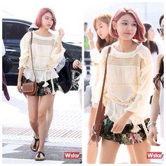 Pink hair!! #Sooyoung #GirlsGeneration #SNSD