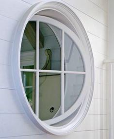 Bates Corkern Studio + Revolving Window great for a coastal home Bathroom Windows, House Doors, Custom Windows, Windows And Doors, Round Windows, Window Design, Entry Doors, Architecture Details, My Dream Home