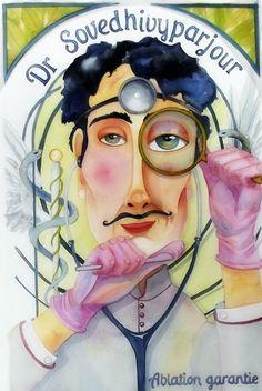 Médecine #illustration