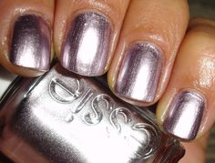 """Essie - """"Nothing Else Metals"""" I've had this on my toes for 2 weeks. Obsessed."""