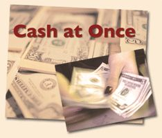 Cash at Once - Cash Advance Payday Loan