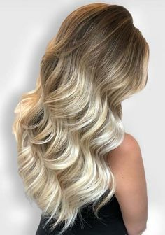 Browse this post to see the beauty of amazing blonde hair colors to apply on long and medium haircuts in 2018. See our collection of blonde hair colors to use for various hair lengths and also get inspired in these days. We have tried our best to cover the famous shades of blonde hair colors for you in 2018.