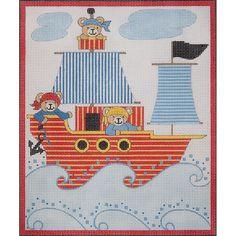 Pirate Ship Teddy