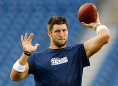 """Here is the Series of Tweets Tim Tebow Sent Out After Being Cut From The Patriots  / """"I would like to thank Mr. Kraft, Coach Belichick, Coach McDaniels and the entire Patriots organization for giving me the opportunity…to be a part of such a classy organization,"""" Tebow tweeted.  """"I pray for nothing but the best for you all. I will remain in relentless pursuit… of continuing my lifelong dream of being an NFL quarterback,"""" he added."""