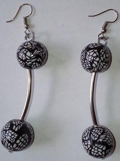 Kaleidoskop - #Schmuck ein besonderes #Geschenk? Diese #Ohrringe lassen sich drehen und immer wieder aufs neue andere Spiegelungen entstehen. Einmalig! Preis 29 Euro Crystal Jewelry, Gemstone Jewelry, Etsy Jewelry, Handmade Jewelry, Schmuck Design, Selling Jewelry, Sell On Etsy, Hand Stamped, Belly Button Rings