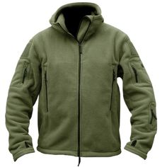 (34.50$)  Buy here - http://aioso.worlditems.win/all/product.php?id=32795276485 - SAENSHING Outdoor Sports Military Fleece JacketWarm Tactical Jacket Thermal Breathable Hooded  Coat Outerwear plus size M-XXXL