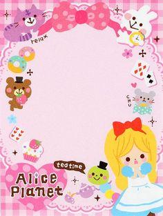 Kamio Fairy Tale World - Alice in Wonderland