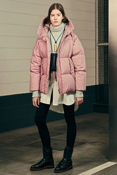 Moncler Nerium Coat, Button Front Shirt & More Moncler - Women's Clothing - Bloomingdale's Moncler, Estilo Cool, Velour Jackets, Catwalk Collection, Puffy Jacket, Cut Shirts, Down Coat, Outerwear Women, Fall Winter Outfits