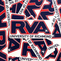 UR Spiders RVA sticker