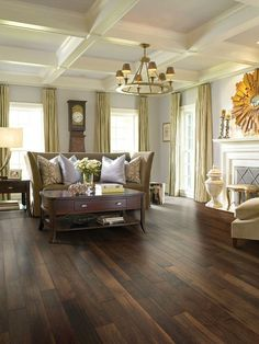 Love the hardwood floors!