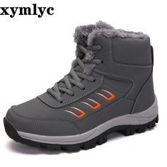 2020 new Women& high top hiking hiking cotton shoes round head laceup antisk boots thicksoled casual shallow warm snow boots Cowboy Boots Women, Cowgirl Boots, Western Boots, Hiking Store, Warm Snow Boots, Rain Boots, Timberland Style, Timberland Fashion, Winter Fashion Boots