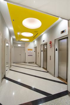 my new home: Randolph Tower: elevators