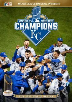 MLB: 2015 World Series Champions - Official 2015 World Series' Film
