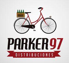 Logotipo Distribuidora Parker 97
