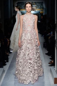 Valentino Spring 2013 Couture Show: 10 Oscar-Worthy Gowns : Dressed