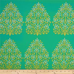 Screen printed on cotton sateen; this medium weight fabric is very versatile. This fabric is perfect for window treatments (draperies, valances, curtains, and swags), bed skirts, duvet covers, pillow shams, accent pillows, tote bags, aprons, slipcovers and upholstery.