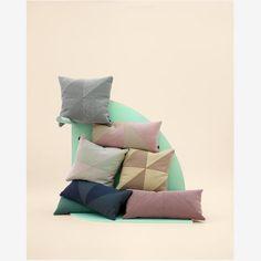 Hay - Puzzle cushion mix