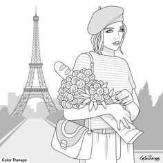 People Coloring Pages, Coloring Pages For Girls, Coloring Pages To Print, Free Coloring Pages, Printable Coloring, Coloring Apps, Coloring Books, Coloring Sheets, Art Sketches