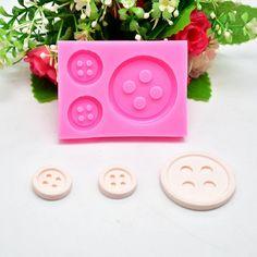 Nouveau Silicone Fondant Moule Gâteau Good 4-Lèvres flexible pour chocolat Cookie Candy