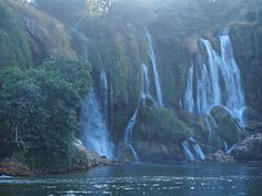Wodospady Kravica, Bośnia i Hercegowina