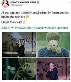 BTS MV theories