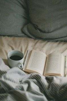 Sleeping in all day with ur pj's on and a good book. Yummy coffee to sip. such unacknowledged perfection