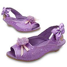 Disney Princess Rapunzel Shoes for Girls