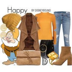 Disney Bound - Happy