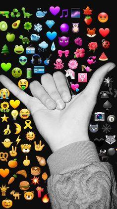 fond d'écran iphone - - Emoji Wallpaper Iphone, Cute Emoji Wallpaper, Cute Wallpaper Backgrounds, Tumblr Wallpaper, Aesthetic Iphone Wallpaper, Wallpaper Quotes, Cute Wallpapers, Iphone Backgrounds, Snapchat Picture