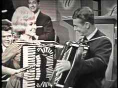 The Lawrence Welk Show: Just Because Vintage Humor, Funny Vintage, Vintage Stuff, The Lawrence Welk Show, Polka Music, Piano Accordion, Sheet Music, Guys, Eyebrow