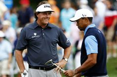 Phil Mickelson flirts with, falls short of 59 at Deutsche Bank