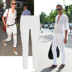 4.distressed-WHITE-JEANS-A-NOTE-ON-STYLE