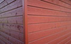 Topcoat® - siding UTV/S 23x145 and topcoat corner trims makes building easy.